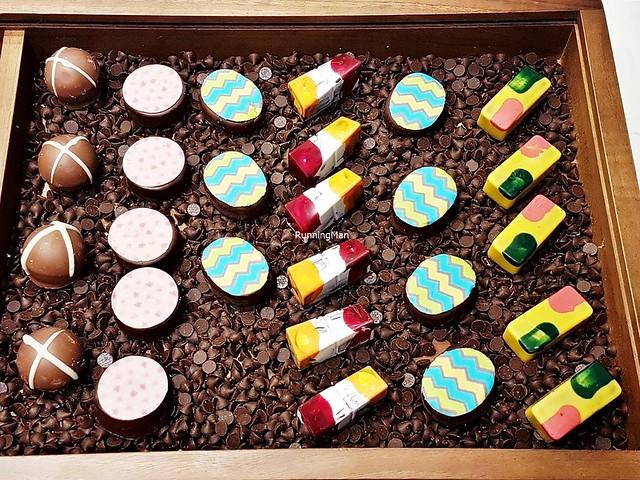 Gourmet Chocolates Range