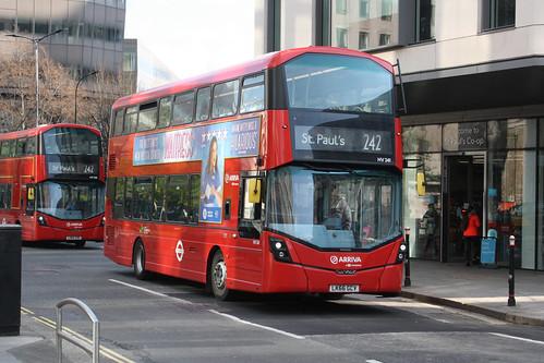 Arriva London HV241 LK66GCV