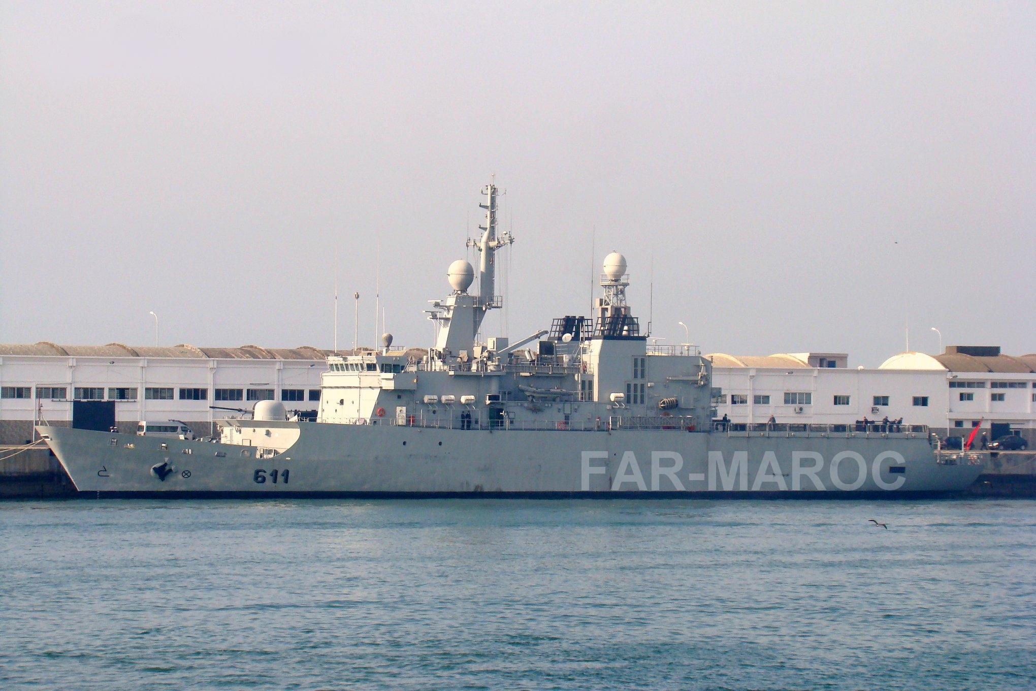 Royal Moroccan Navy Floréal Frigates / Frégates Floréal Marocaines - Page 14 33834161628_73b8e78885_o