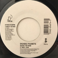 DIGABLE PLANETS:REBIRTH OF SLICK(COOL LIKE DAT)(LABEL SIDE-B)