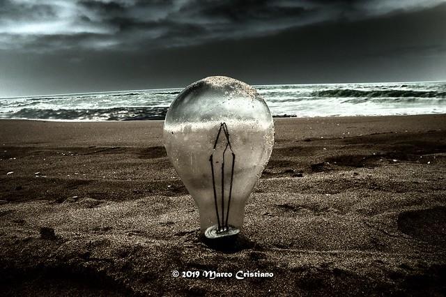 Earth...no more power...