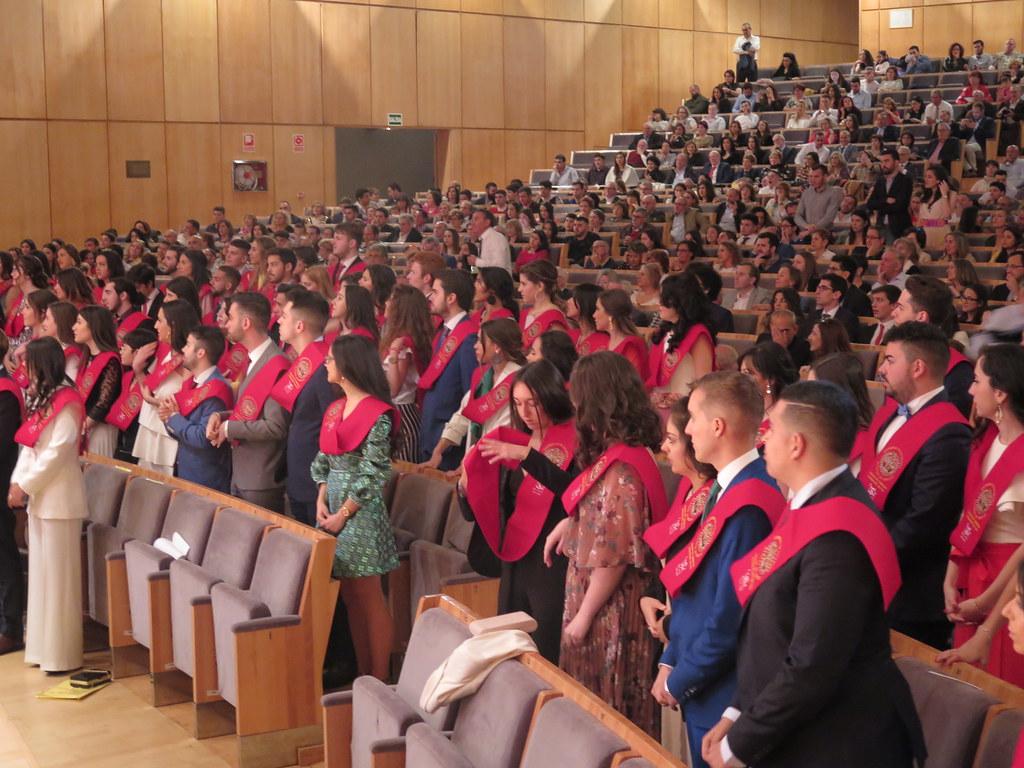 Graduación de Derecho.  (22)