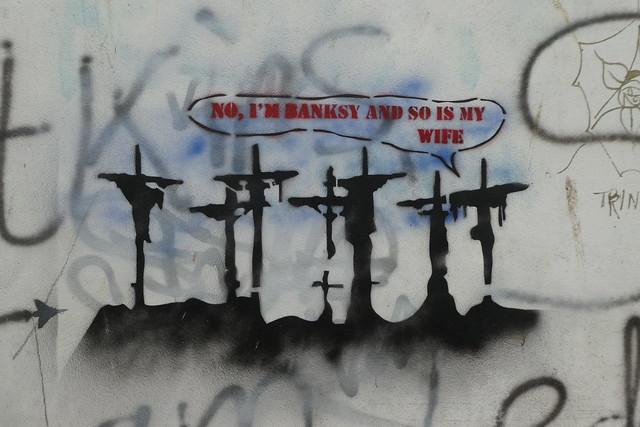 stencil, Penzance