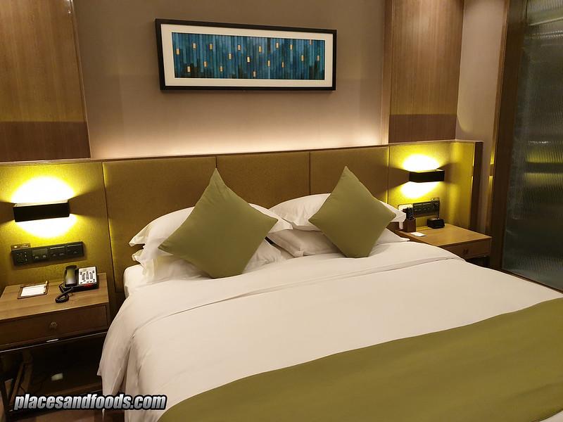 china leshan ramada hotel