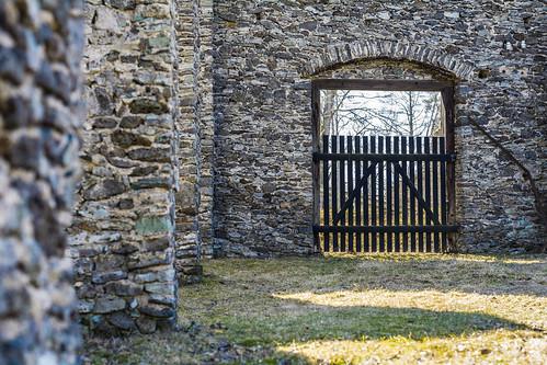 bergslagen landsbygd ruiner ruins slagg borlänge dalarnacounty sweden