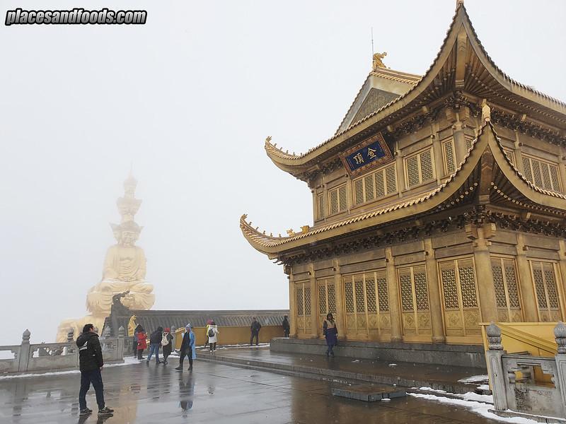 china mount emei jinding