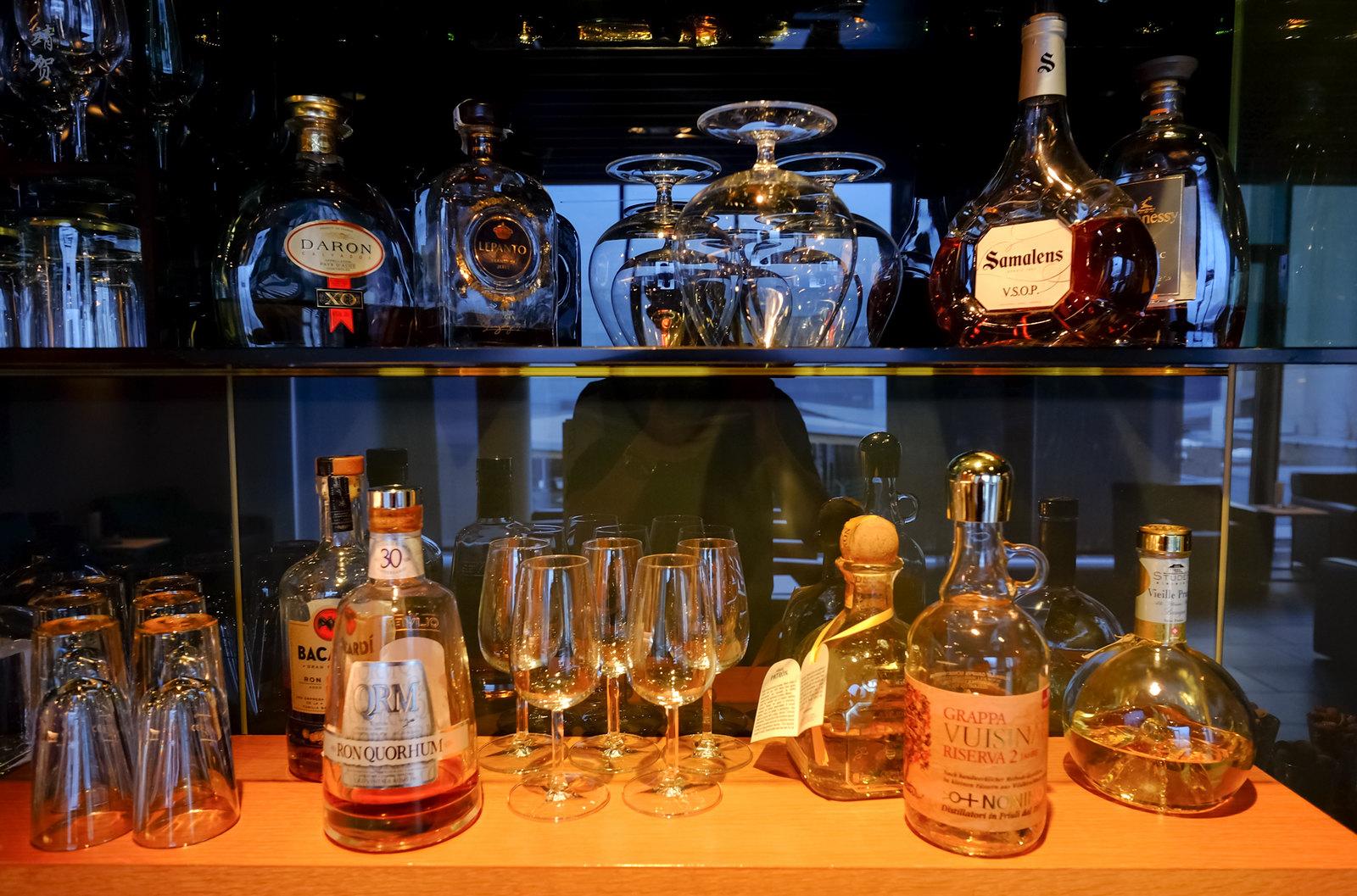 Cognac and fine liquor