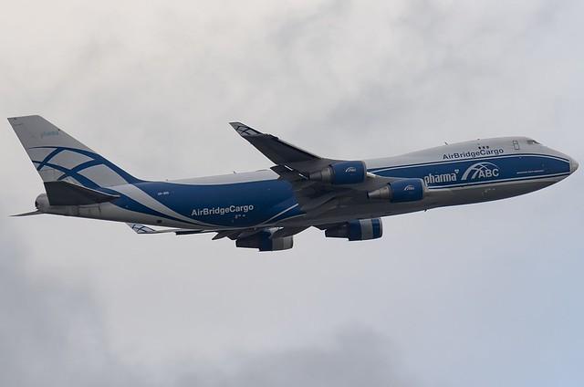 VP-BIG / Boeing 747-46NERF / 35420/1395 / AirBridgeCargo Airlines