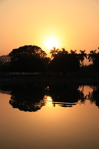 sun sunset sunshine calcutta kolkata india asia victoriamemorial