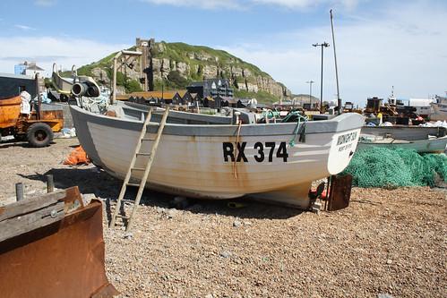 Fishing Boat RX374 MIDNIGHT SUN