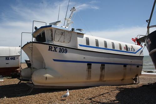 Fishing Boat RX109 WILFIE A