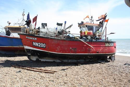 Fishing Boat NN200 PIONEER