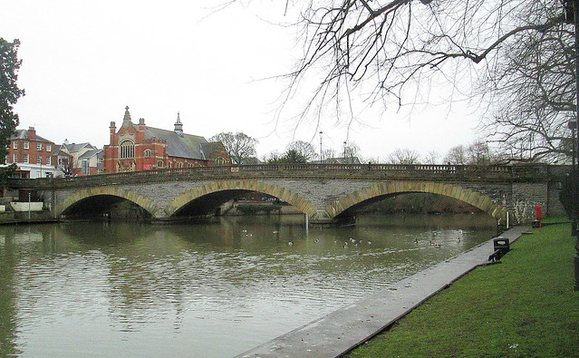Workman Bridge, Evesham