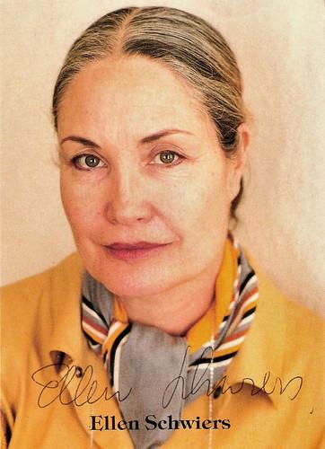 Ellen Schwiers (1930-2019)