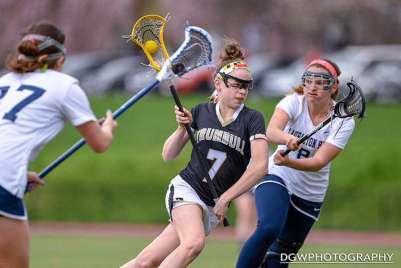 Lauralton Hall vs. Trumbull High - Girls High School Lacrosse