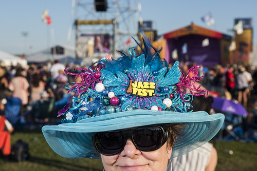 Jazz Fest day 3 on April 27, 2019. Photo by Ryan Hodgson-Rigsbee RHRphoto.com