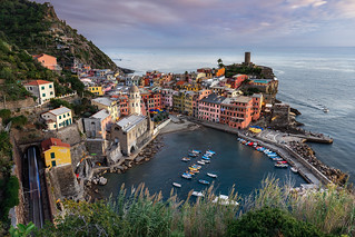 Colors of Vernazza...   by mesanac76