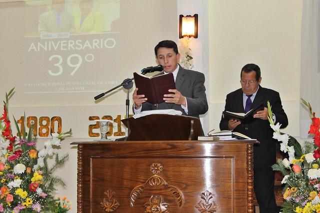 ¡Juntos y en Armonía! Aniversario N°39 de iglesia Chiguayante