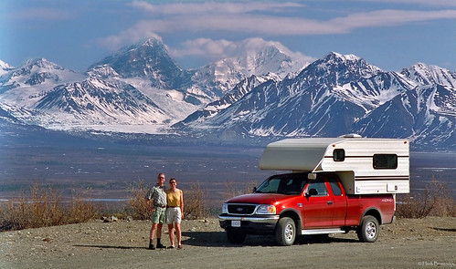 Alaska: Wrangell-St. Elias National Park