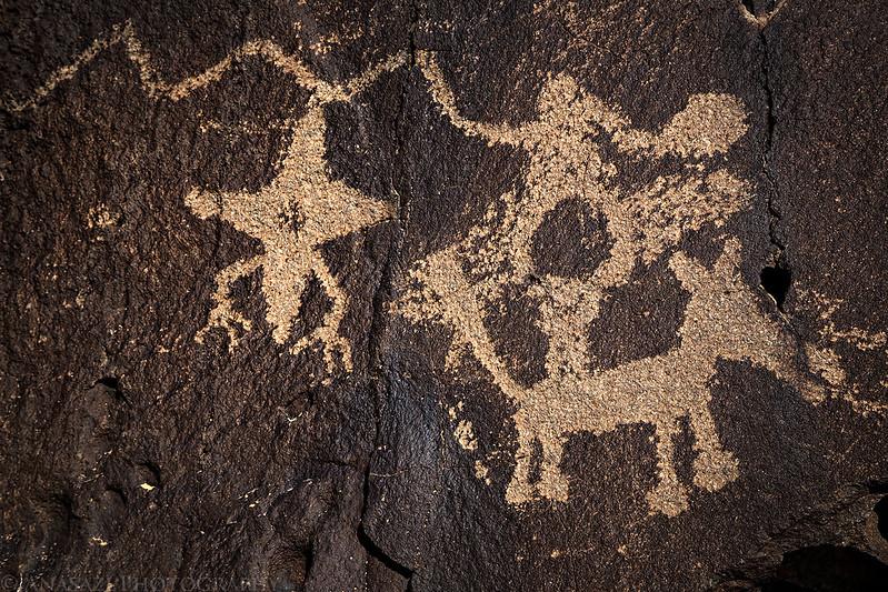 Boca Negra Petroglyphs