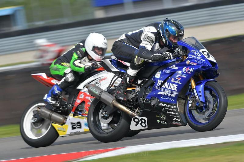 ONK SuperCup 600 race