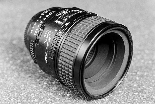 AF Micro Nikkor 60 mm 1:2,8