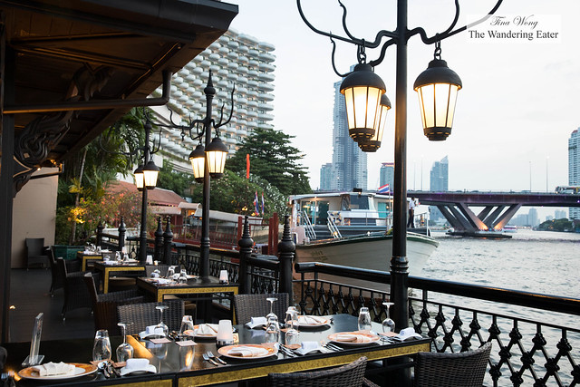 View of Chao Phraya River