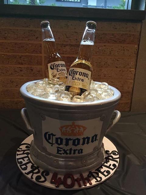 Beer Bucket by Sherril Gillespie