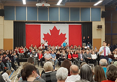 Justin Trudeau Town Hall