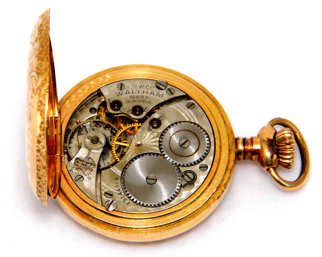 Serial number pocket waltham watch by value How to