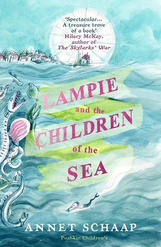 Annet Schaap, Lampie and the Children of the Sea