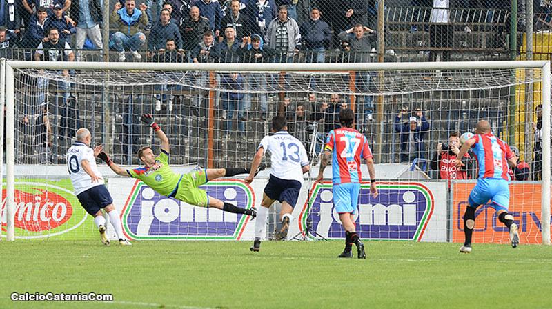 De Rosa spiazza Pisseri firmando il definitivo 2 a 2
