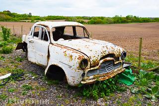 Car grave yard maidstone | by KHUrbanX ( ABLUMS)