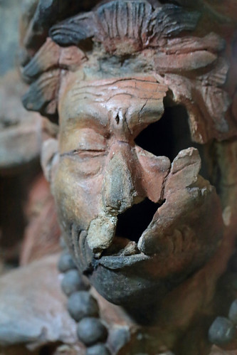 The Mayan Priest