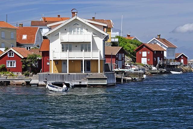 Gullholmen Porches