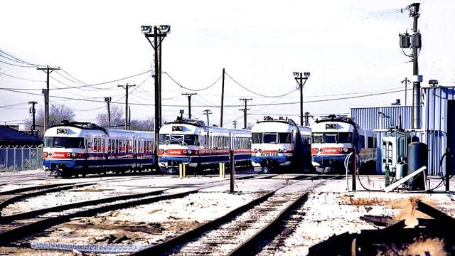RTG Turboliner Twilight (November 1981)