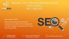 Terbaru! Jasa Optimasi Web Terpopuler Purwokerto, 0811-2829-003