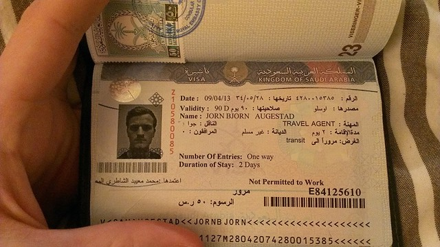 537 Procedure to Apply for Transit Visa of Saudi Arabia 00