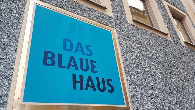 The Blue House - Gmunden - Austria