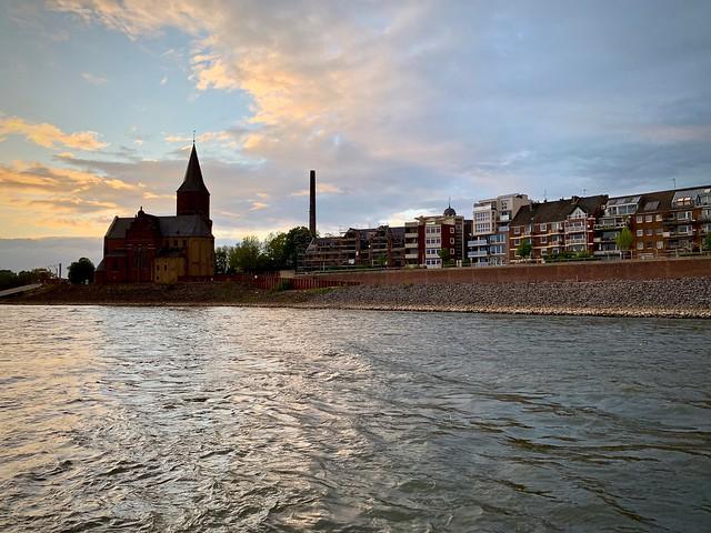 Along the Rhine