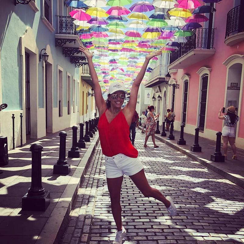 Ева Лонгория в Пуэрто-Рико