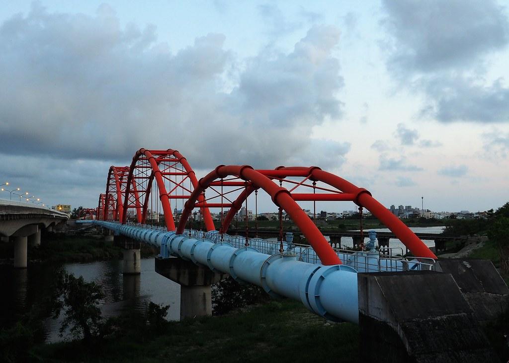 仁德港尾溝溪滯洪池 (32)