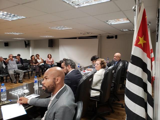 23.04.2019 - Reunião Comissão de Direitos Humanos Ouvidoria Polícias