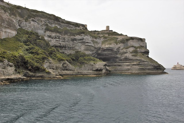 Bonifacio Bassa Corsica Francia