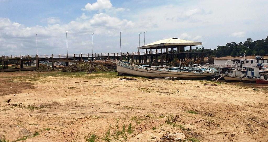 Governo Helder revoga licitação das obras do terminal hidroviário de Alenquer, terminal de Alenquer