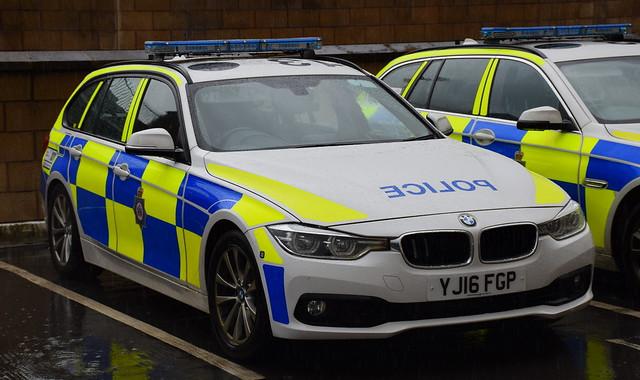 West Yorkshire Police - YJ16 FGP