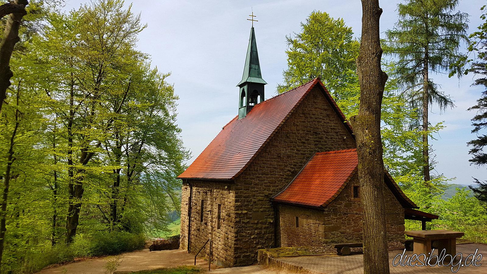Walburgiskapelle Fürth Weschnitz Odenwald duesiblog15