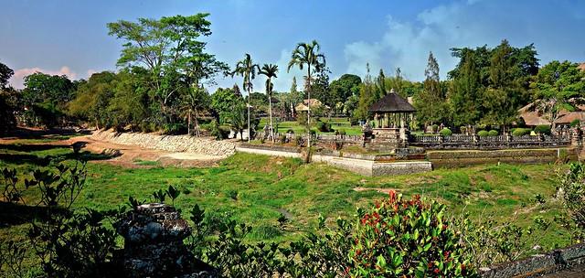 INDONESIEN, Bali - im Pura Taman Ayun in Mengwi, 18148/11420