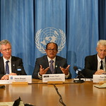 BRS COPs 2019 - Press Conference - April 29, 2019, UN Palais des Nations, Geneva