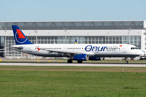 TC-OBY @MUC | by DirtyCrow Planespotting